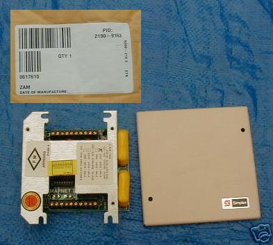 zone addressable module for simplex systems 2190-9163