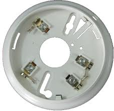 Simplex IDC & LED Smoke Detector Base