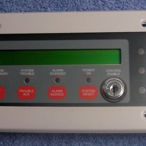 Simplex LCD Annunciator Display 4606-9101