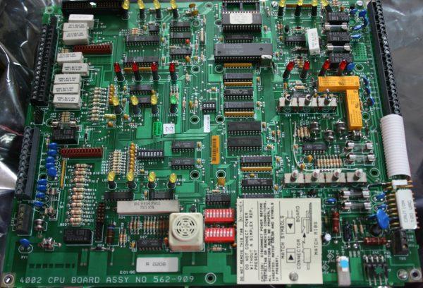 Simplex 562-909 CPU Assembly