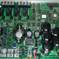Fire Alarm System NAC Panel CPU Board 565-771