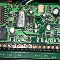 Simplex 565-925 Duct Housing Replacement Board