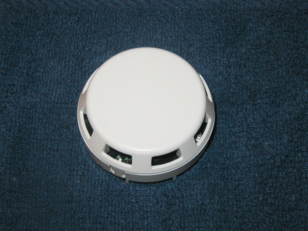Simplex Photoelectric Smoke Sensor 4098-9701 RC