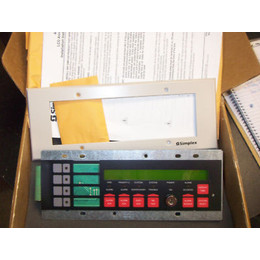 LCD Fire Alarm Annuciator Simplex 4603-9101