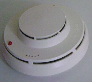 Siemens (DI-3) Ionization Smoke Detector 500-081806