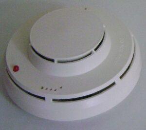 Siemens DI-B3 Ionization Smoke Detector