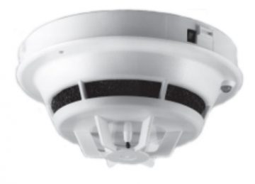 Siemens Two-Wire Photoelectric Smoke Detector HFP-11