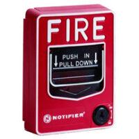 Notifier NBG-12LX Fire Alarm Pull Station