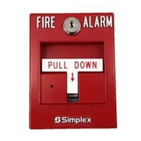 Simplex 4099-9004 Single Action Pull Station