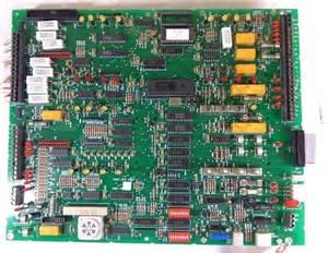 Simplex 565-180 CPU assembly