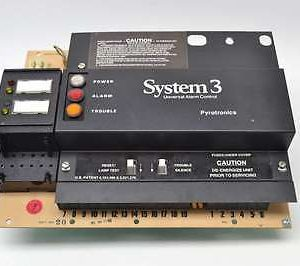 Siemens /Pyrotronics CP-30 Control Module
