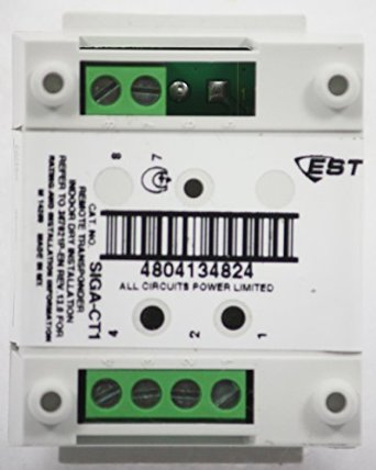 Edwards EST SIGA-CT1 Single Input Module