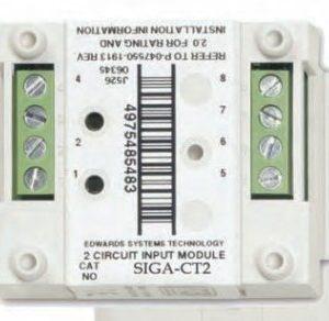 Edwards / EST SIGA-CT2 Dual Input Module