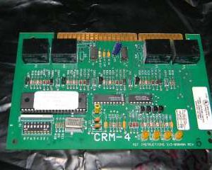 Siemens CRM-4 Controllable Relay Module