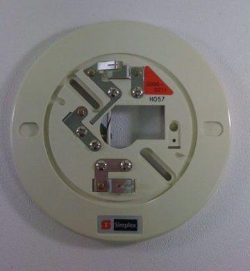 Simplex 2098-9211 2-Wire Fire Alarm Base