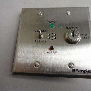 Simplex 4098-9842 Control Station
