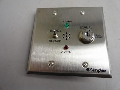 Simplex Fire Alarm Test