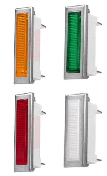 Simplex (4208RL) Panel Replacement Indicator Lights