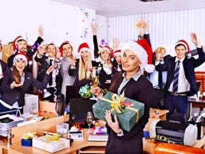 Keep Your Office Fire Safe This Christmas