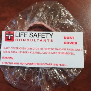 Smoke Detector Dust Cover – Package of 25