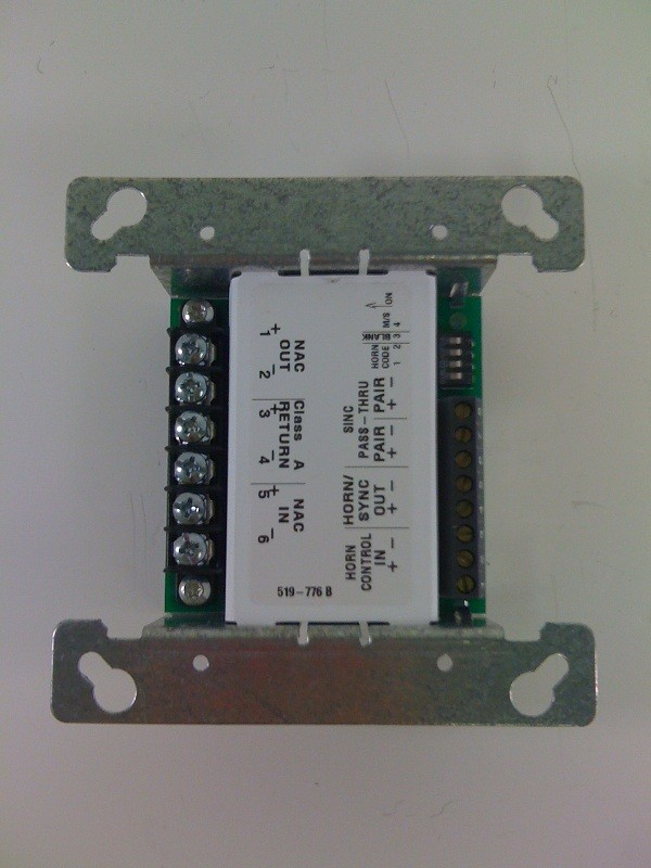 Simplex  49059938  SmartSync Control Module   Life Safety Consultants