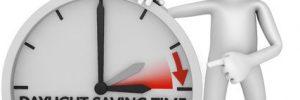 Daylight Savings Time and Smoke Alarm Batteries