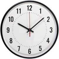 Simplex (6310-9231) 12″ Round Replacement Synchronized Clock