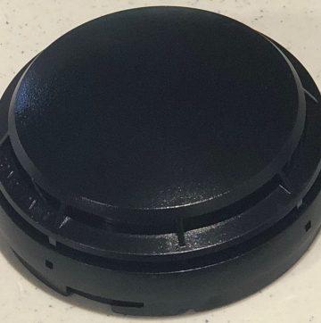 Simplex 4098-9774 BLACK TrueAlarm Photoelectric Smoke Sensor