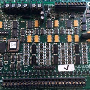 Simplex 4605-7401 24pt I/O board (565-802)