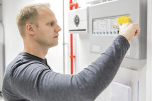 Fire Alarm Panel Signals