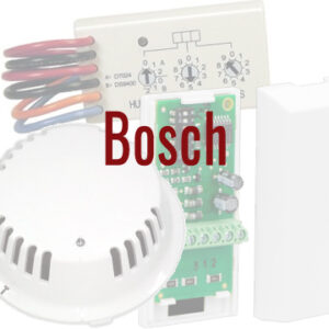 Commercial Bosch Fire Alarm & Smoke Detector Parts