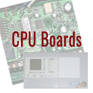 Commercial Fire Alarm CPU Replacement Boards