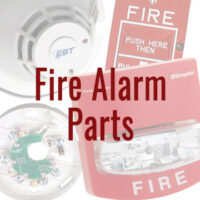 Fire Alarm Parts