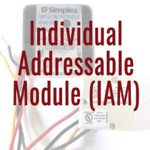 Individual Addressable Module (IAM)