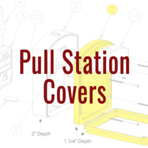 Pull Station Covers