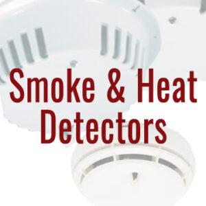 Smoke and Heat Detectors