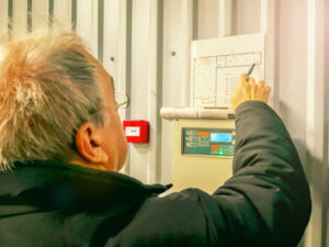 Testing Commercial Fire Alarm Systems