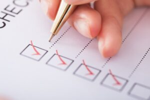 Checklist for Commercial Fire Safety