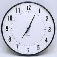 Simplex (6310-9239A) 12″ Round Replacement Synchronized Clock