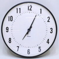 Simplex (6310-9226A) 12″ Round Replacement Synchronized Clock
