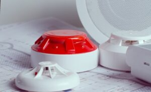 Hardwired Fire Alarms