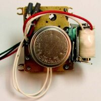 Simplex (6310-9231) 12″ Clock Sync Wired Replacement Motor Movement