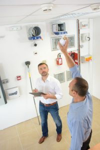 Fire Alarm System Testing